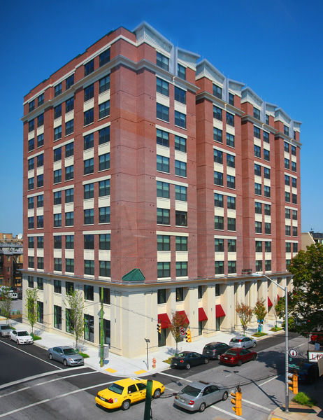 CBG builds Varsity at University of Baltimore, a 11-Story, 323-Bed Student Housing Community with 114 Luxury Apartment Units in Baltimore, MD - Image #4