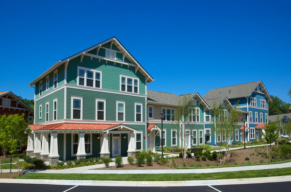 CBG builds George Mason University Faculty Housing, a 157 Townhomes Across 37 Buildings for University Faculty and Staff in Fairfax, VA - Image #1