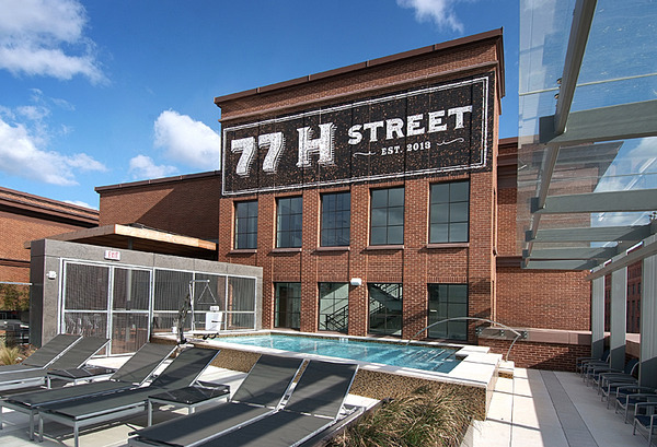 CBG builds 77H, a 303-Unit Mixed-Use Community with Walmart and Below-Grade Parking in Washington, DC - Image #2