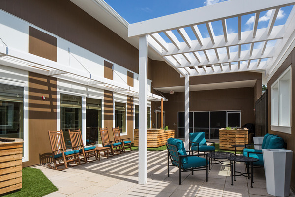 CBG builds Brightview Woodburn, a 94-Unit Senior Assisted-Living Facility with Expansive Common Areas in Annandale, VA - Image #2