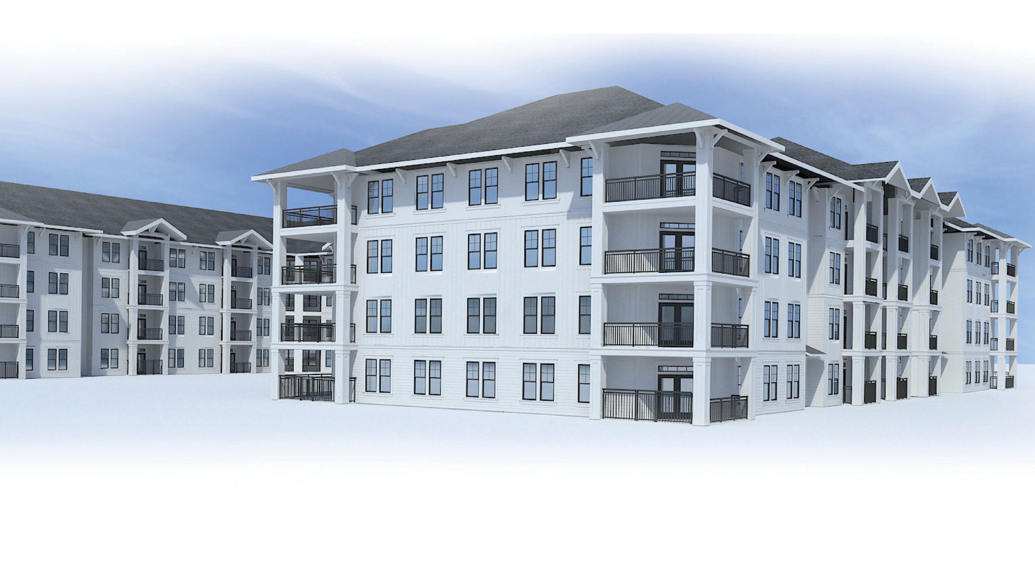 CBG builds Woodfield Waterset, a 400-Unit, Community Across Seven Buildings in a Master-Planned Development in Apollo Beach, FL - Image #1