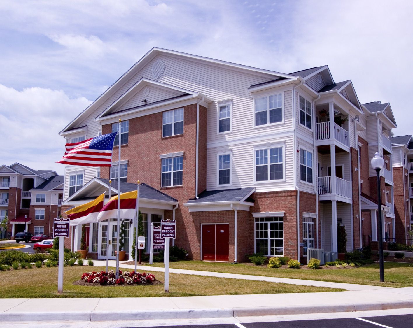 CBG builds Rosemary Ridge Apartments Phase II, a 184 Market-Rate Apartments in Manassas, VA
