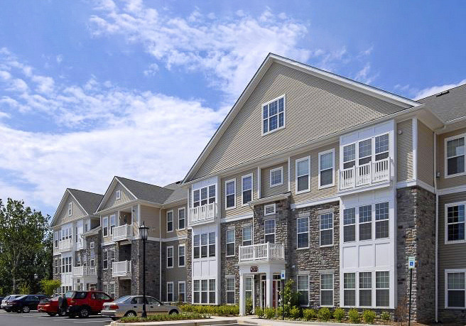 CBG builds Belmont Station Apartment Homes, a 208 Market-Rate Apartment Homes in Elkridge, MD