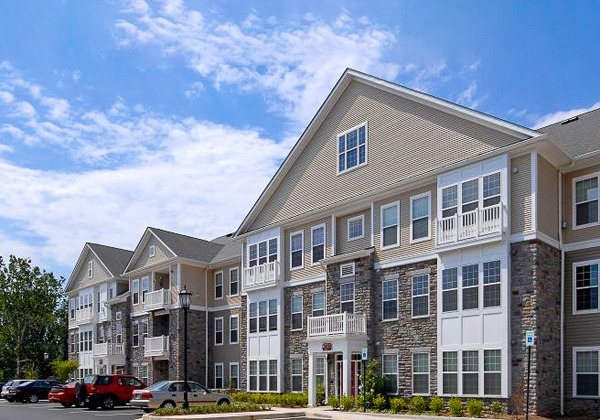CBG builds Belmont Station Apartment Homes, a 208 Market-Rate Apartment Homes in Elkridge, MD - Image #1