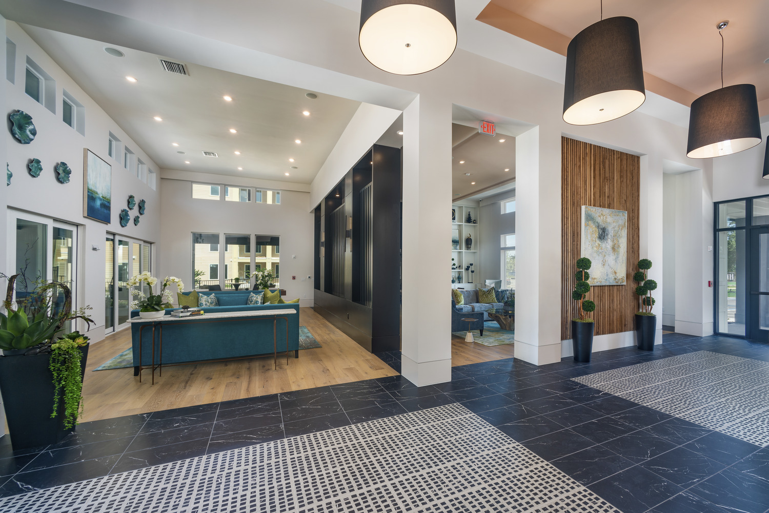 CBG builds The Avli at Crosstown Center, a Multi-Building Luxury Garden-Style Community with Clubhouse in Brandon, FL - Image #4