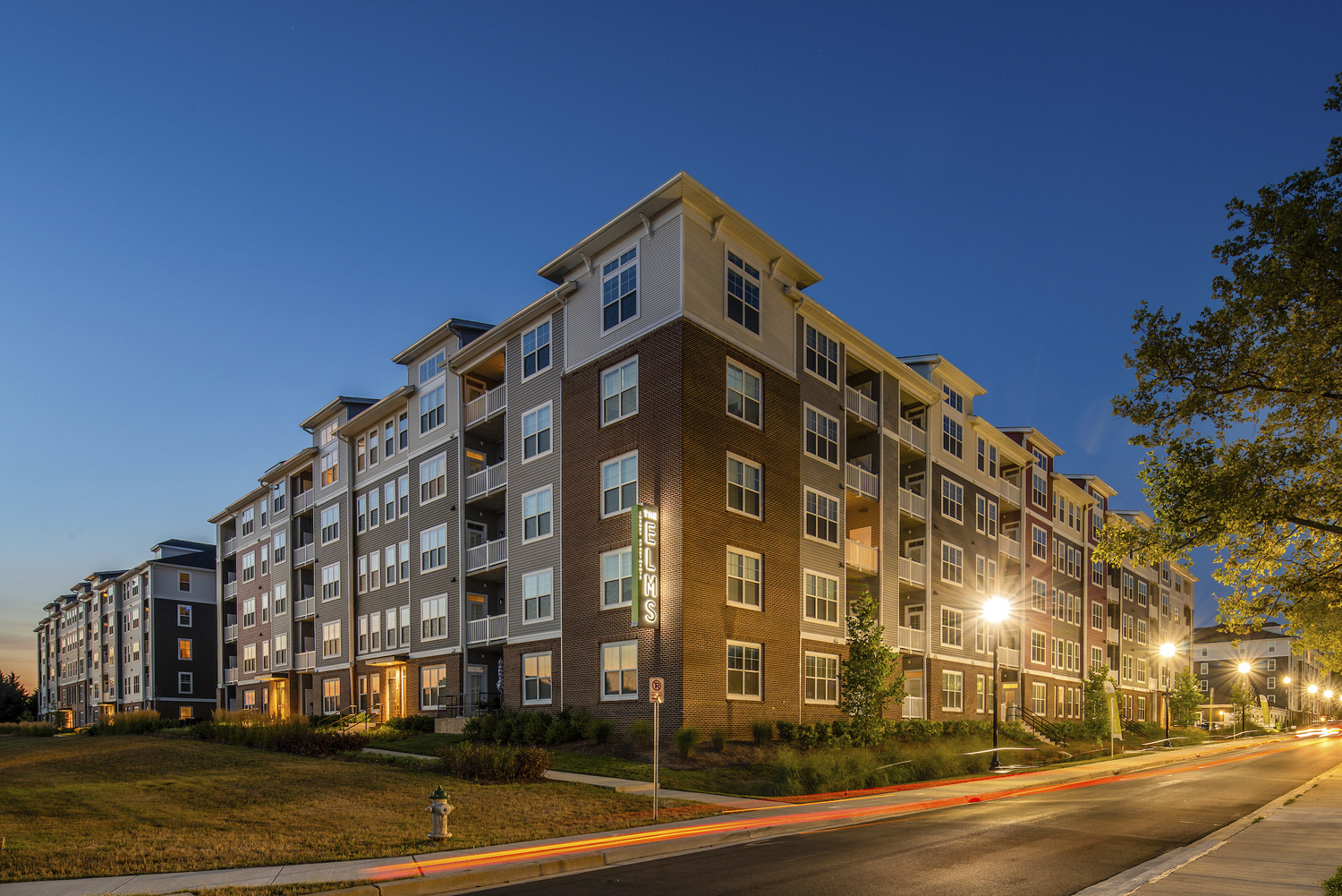 CBG builds The Elms at Century, a 300-Unit Market-Rate Apartment Community with Amenities in Germantown, MD