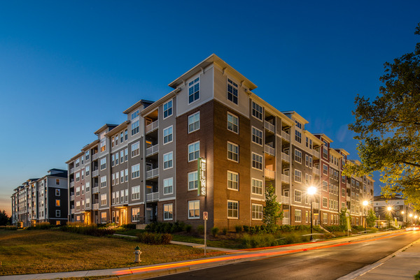 CBG builds The Elms at Century, a 300-Unit Market-Rate Apartment Community with Amenities in Germantown, MD - Image #1
