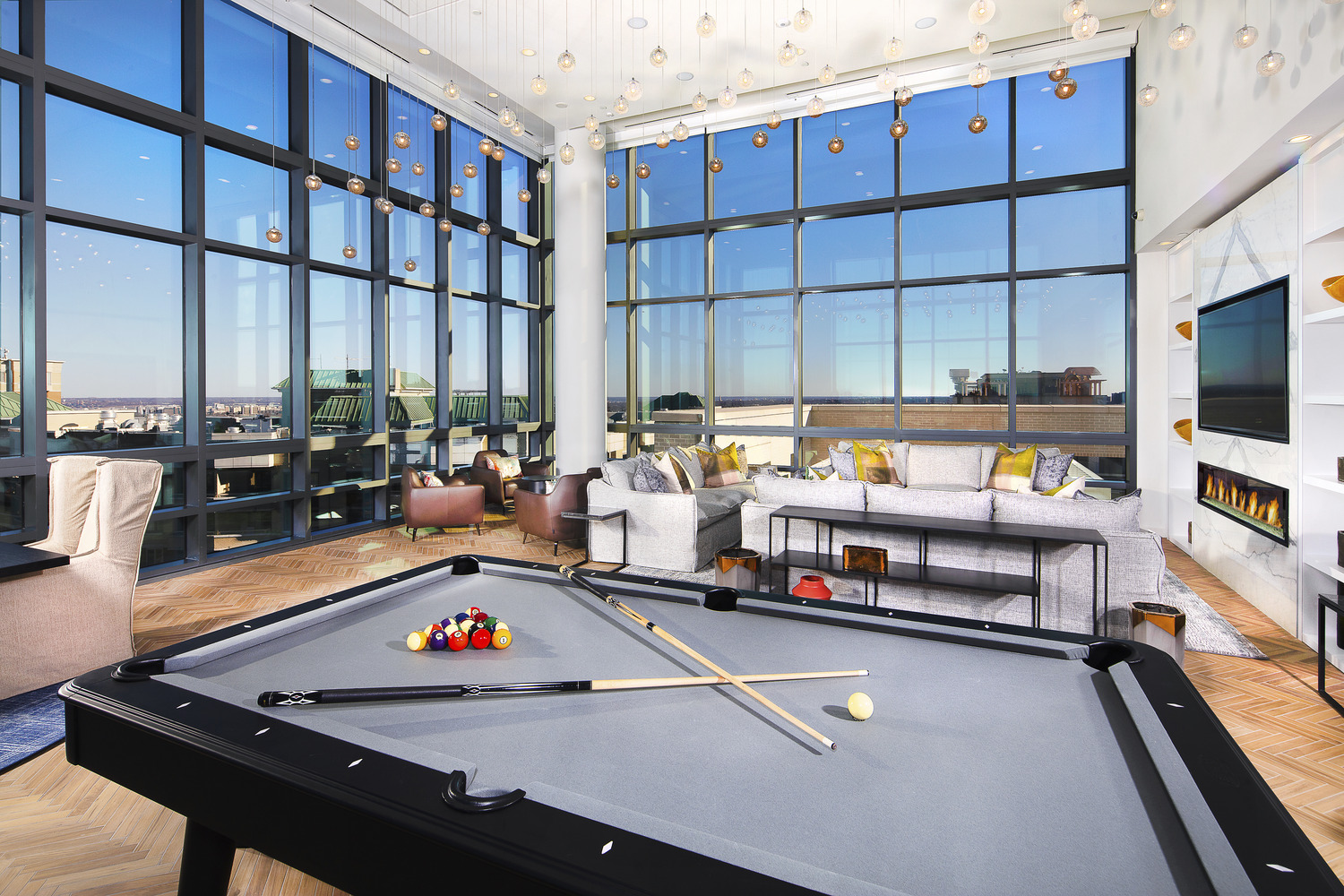 CBG builds J Sol, a 22-Story LEED® Gold Luxury Residential High-Rise in Arlington, VA - Image #2