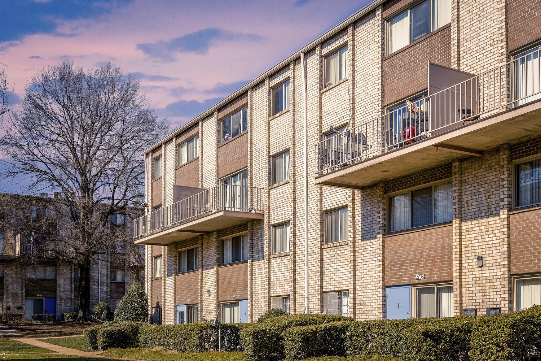 CBG builds Rockburne Estates, a 224 Rehabilitated Apartments in Washington, DC