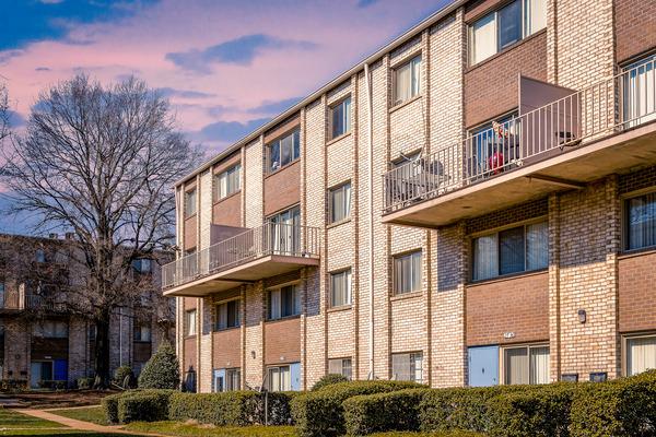 CBG builds Rockburne Estates, a 224 Rehabilitated Apartments in Washington, DC - Image #1