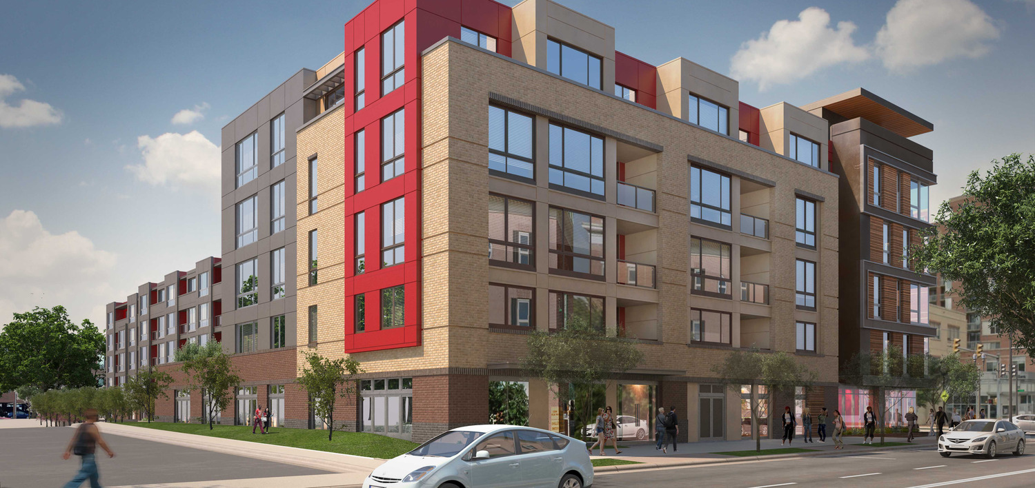 CBG Breaks Ground on Mixed-Use LEED Gold Community in Arlington Press Release Image