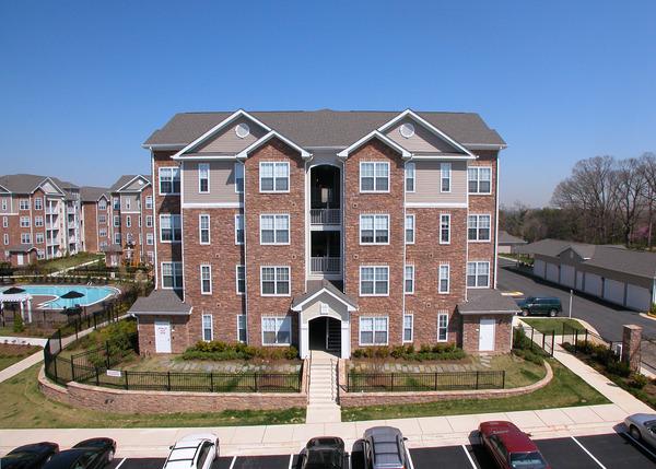 CBG builds Park Place at Van Dorn, a 285-Unit Class A Apartment Community in Alexandria, VA - Image #1