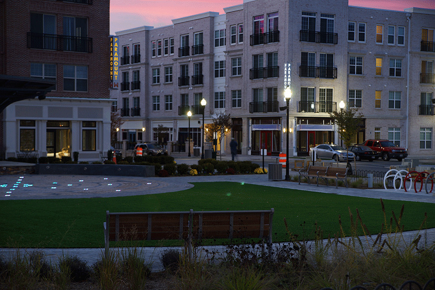 CBG builds Paramount at Watkins Mill, a 224-Unit Mixed-Use Apartment Community in Gaithersburg, MD - Image #3