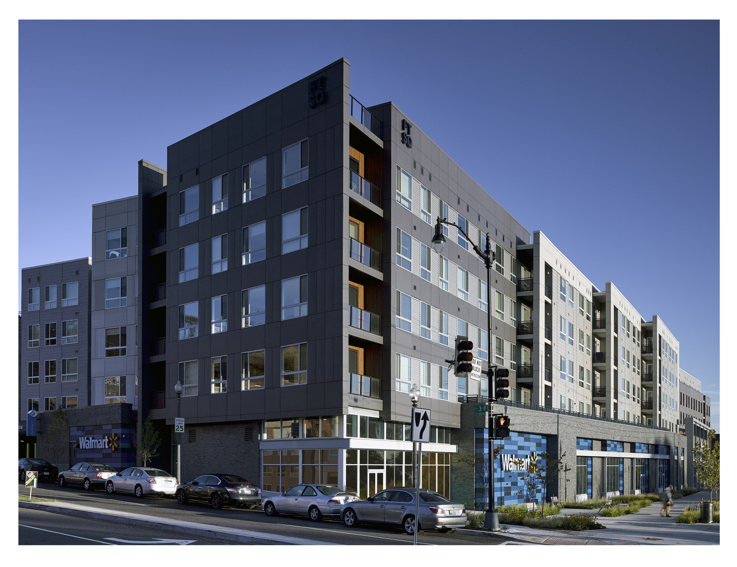 CBG builds Fort Totten Square, a 345-Unit Mixed-Use Community with Retail and Parking in Washington, DC - Image #1