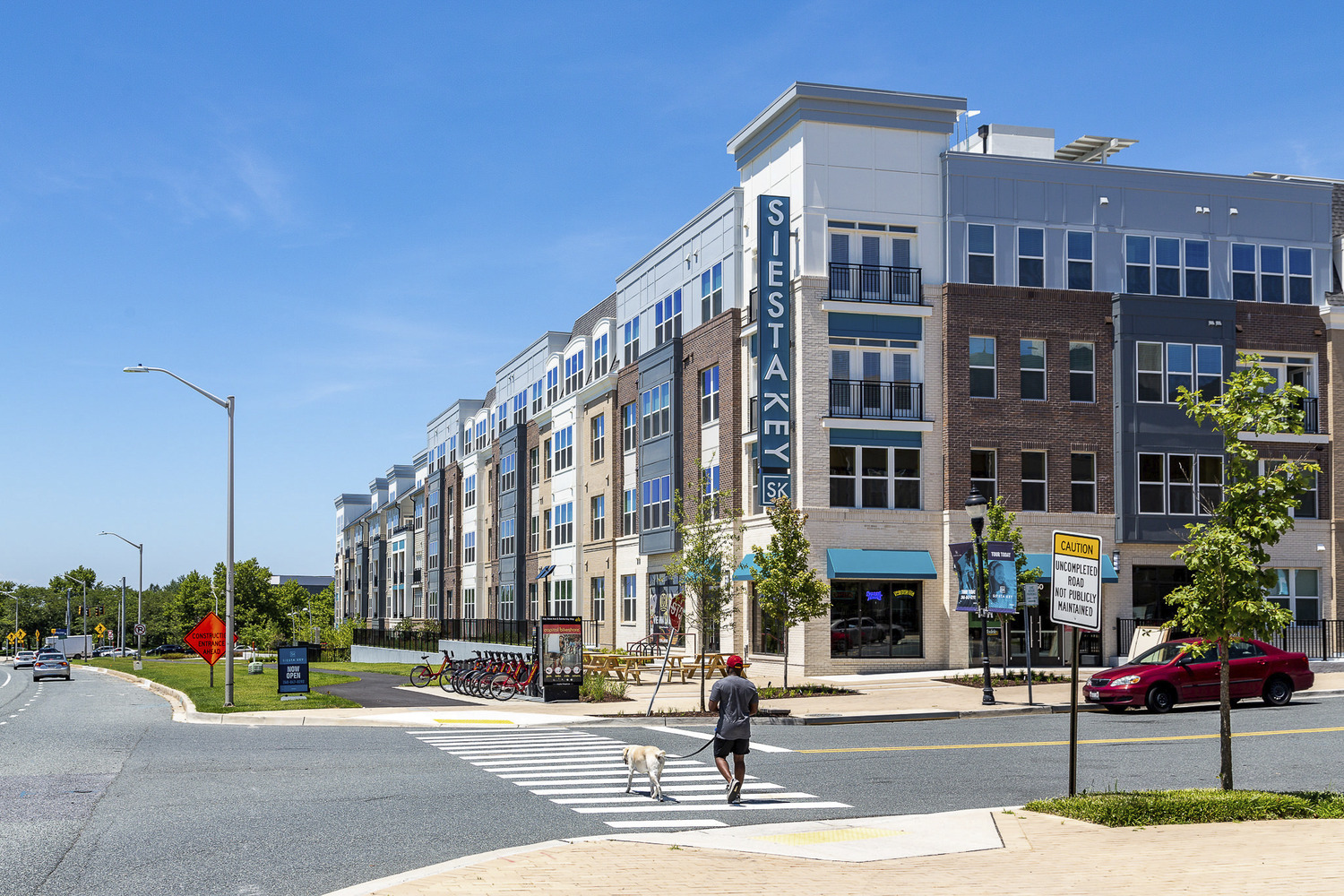 CBG builds Bell Shady Grove, a 315-Unit Mixed-Use Community with Amenities in Rockville, MD - Image #10