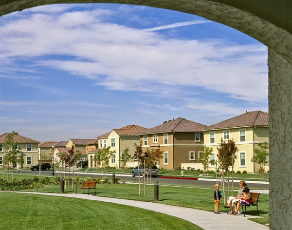 CBG builds The Village at Camp Parks, a 114 Single-Family Homes and Neighborhood Center in Dublin, CA - Image #2