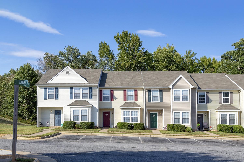 CBG builds Salem Fields, a 139 Townhome Apartments in Fredericksburg, VA