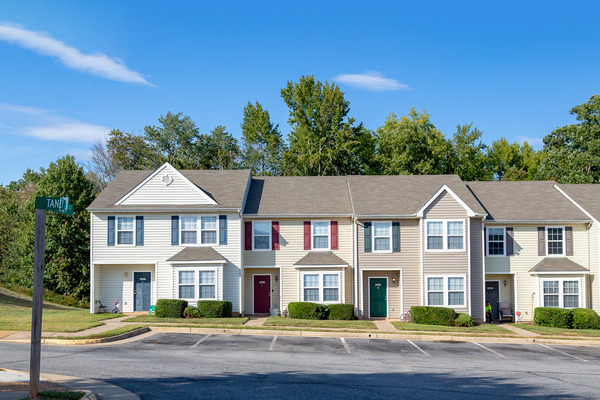 CBG builds Salem Fields, a 139 Townhome Apartments in Fredericksburg, VA - Image #1