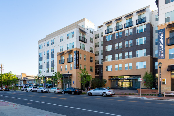 CBG builds Fenton Silver Spring, a LEED® Gold 124-Unit Affordable Community with Amenities and Retail in Silver Spring, MD - Image #3