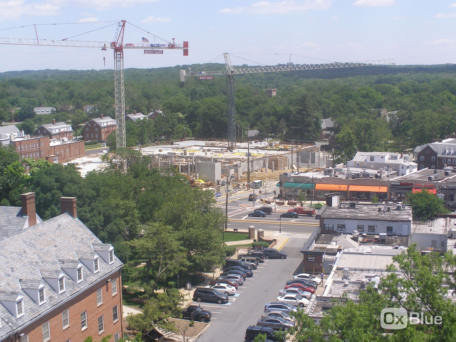 CBG builds Landmark College Park, a 283-Unit, 843-Bed Student Housing Community with Retail in College Park, MD - Image #5