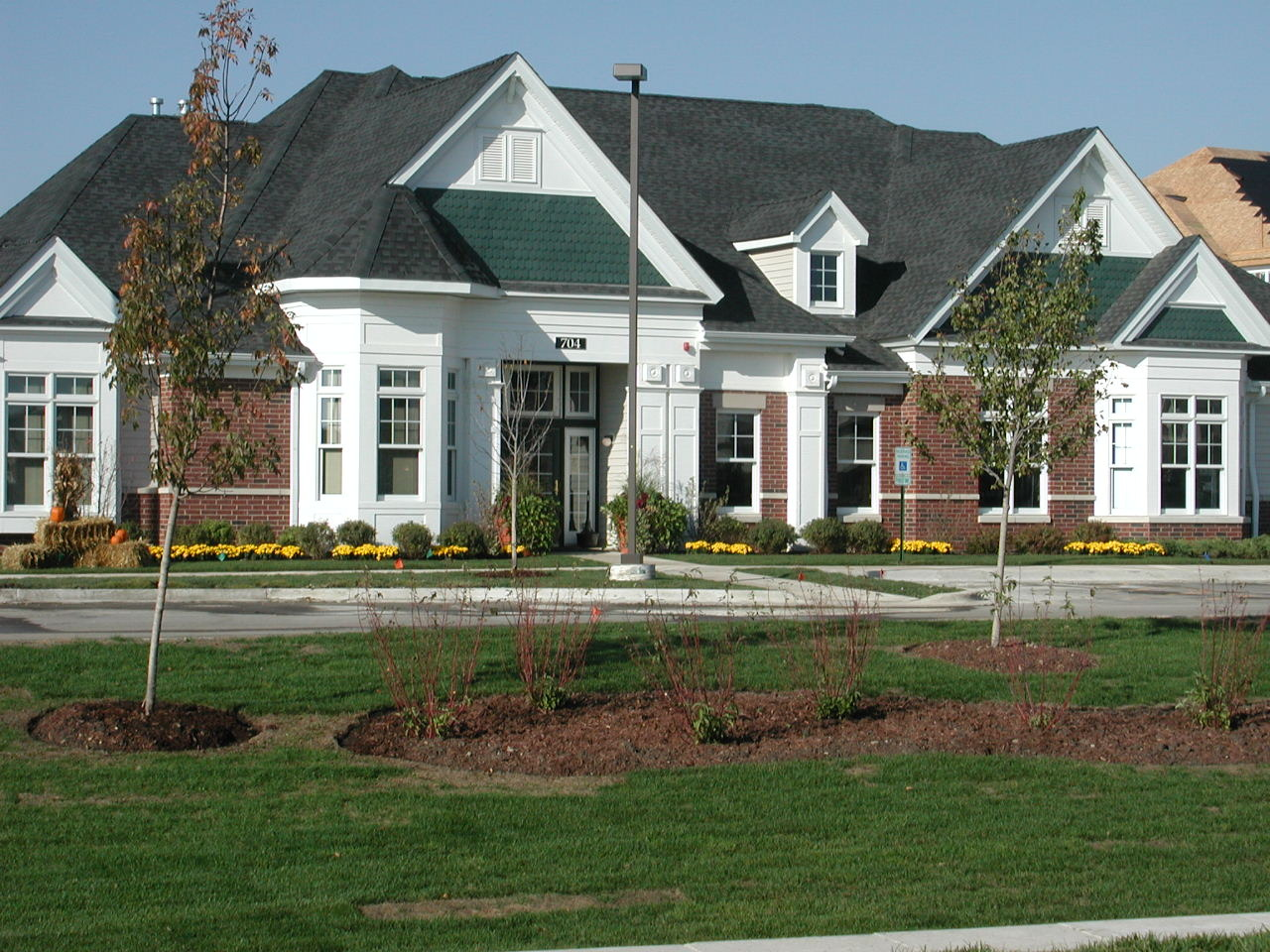 CBG builds Bristol Station Apartments, a 328 Market Rate Apartments in Naperville, IL - Image #1