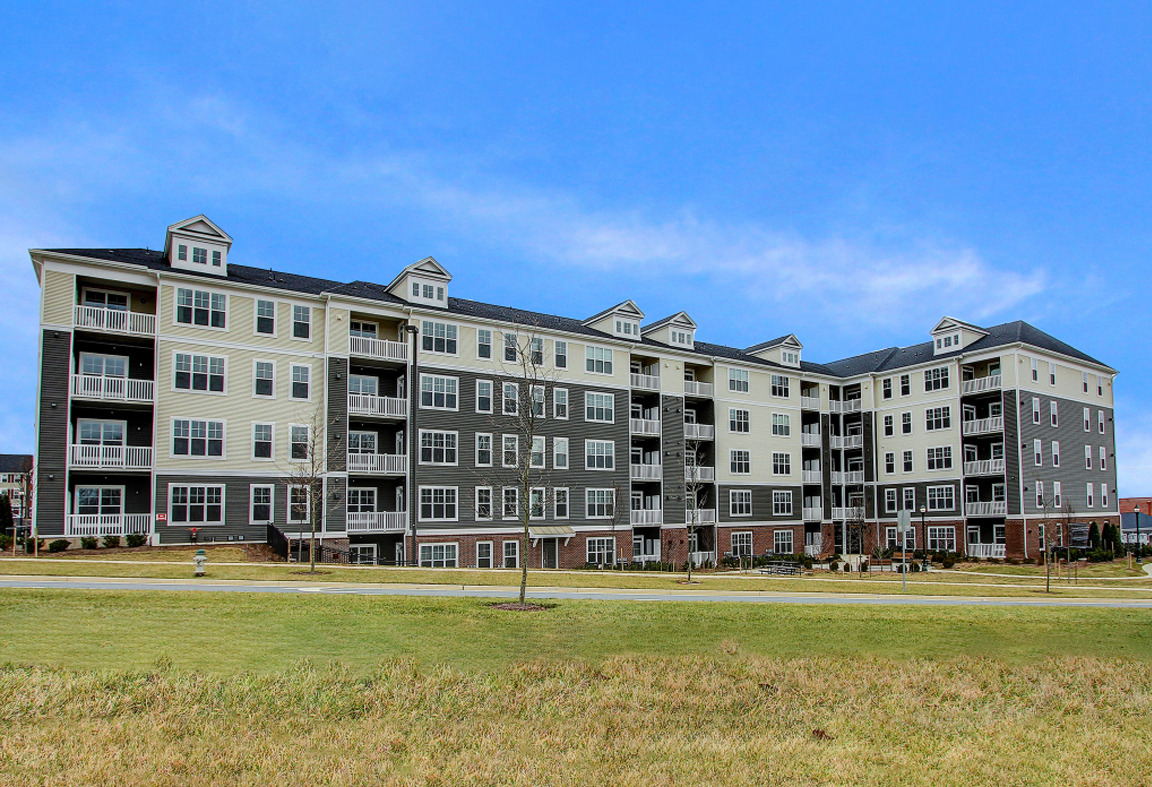 CBG builds The Elms at Clarksburg Village Encore, a 90-Unit Age-Restricted Garden-Style Apartment Community in Clarksburg, MD - Image #1