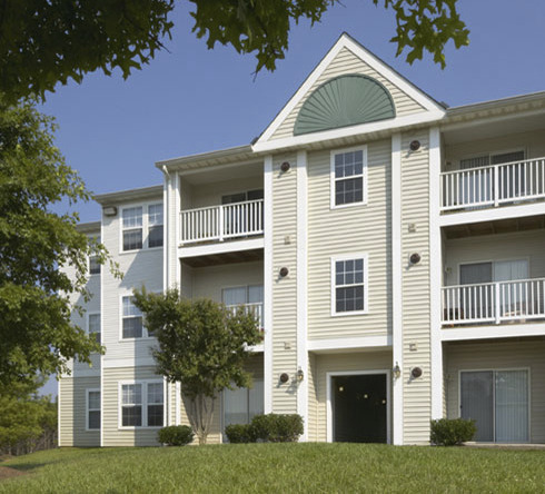CBG builds The Fields of Sterling, a 102 Apartment Homes in Sterling, VA - Image #1