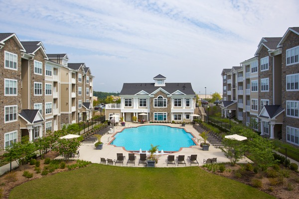CBG builds The Elms at Stoney Run Village, a 390 Apartment Homes in Hanover, MD - Image #1