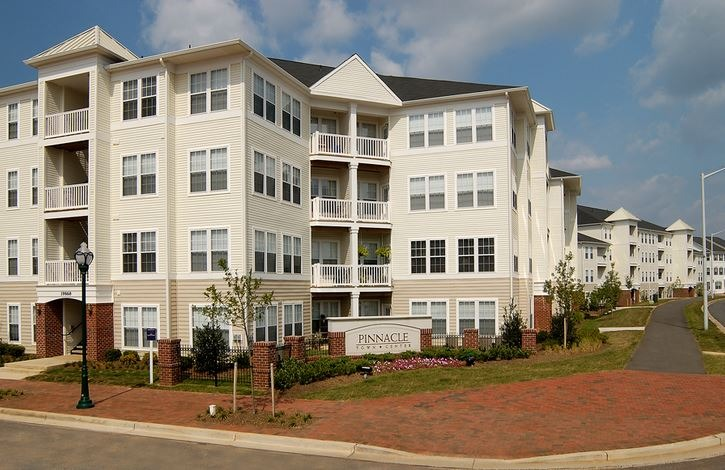 CBG builds The Pinnacle at Town Center, a 328 Class A Apartments in Germantown, MD