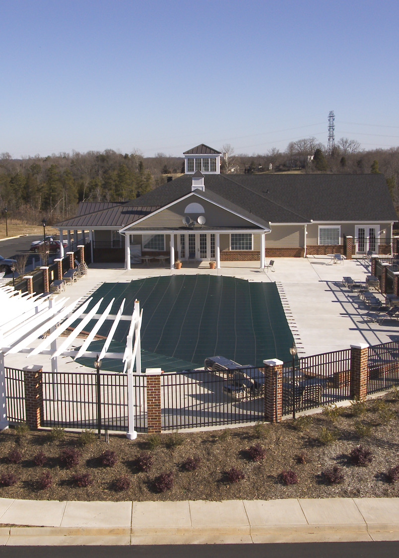 CBG builds Sunchase at Longwood, a 560-Bed, 140-Unit Student Housing Community in Farmville, VA - Image #5