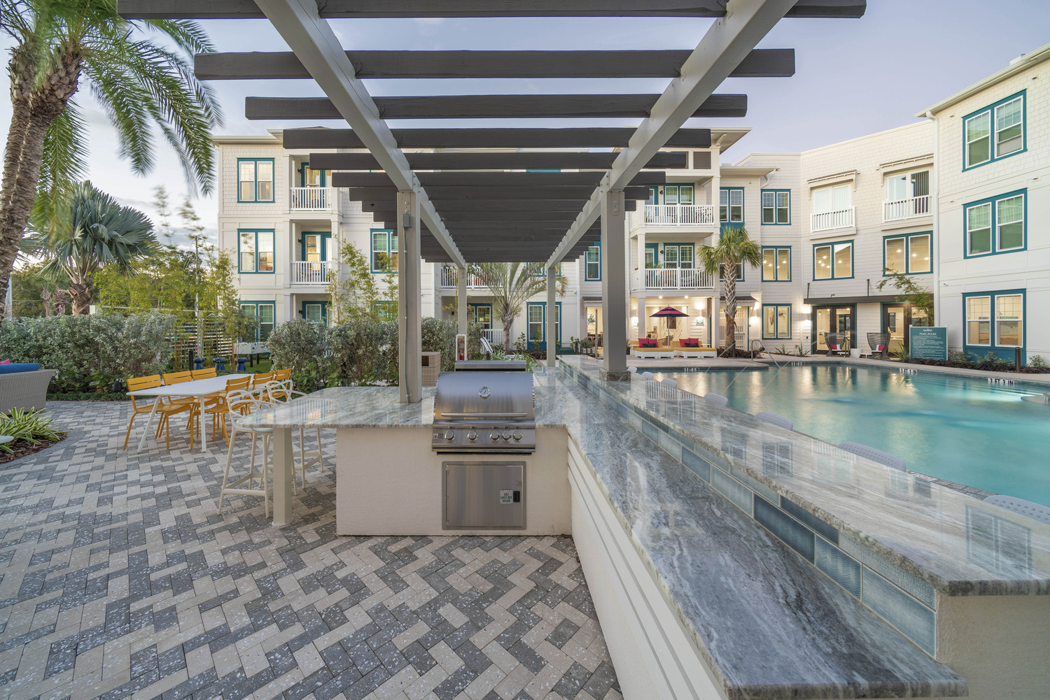 CBG builds The Rosery, a 224-Unit Luxury Apartment Community Across Four Buildings in Largo, FL - Image #2