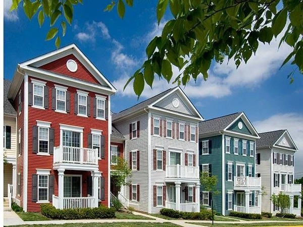 CBG builds Avalon Russett, a 238 Class A Apartments and Townhomes in Laurel, MD - Image #2
