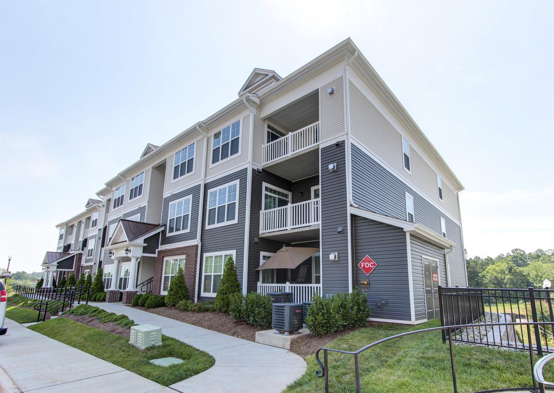 CBG builds The Elms at Signal Hill Station, a 296-Unit Luxury Garden-Style Apartment Community in Manassas, VA