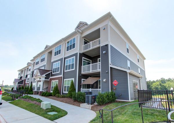 CBG builds The Elms at Signal Hill Station, a 296-Unit Luxury Garden-Style Apartment Community in Manassas, VA - Image #1