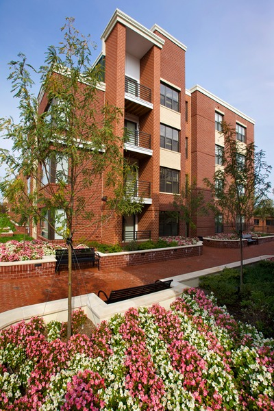 CBG builds Del Ray Central, a 141 Luxury Apartments with Retail Over Two-Level Garage in Alexandria, VA - Image #10