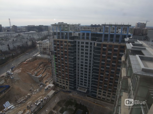 CBG builds Ovation at Park Crest, a 300-Unit, 19-Story LEED® Gold Luxury Apartment Community in McLean, VA - Image #3