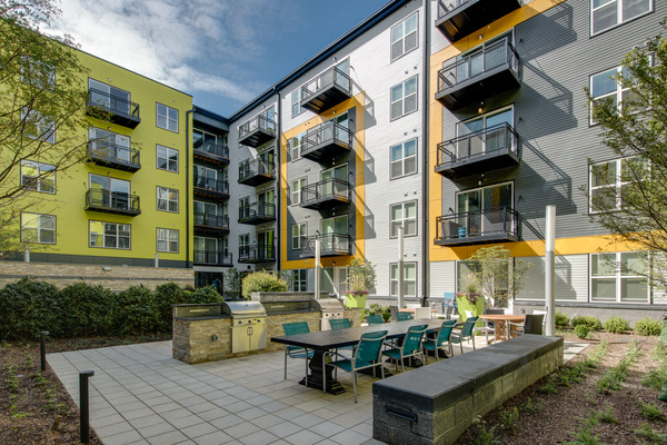 CBG builds The Parker, a 360-Unit Market-Rate Apartment Community with Amenities in Alexandria, VA - Image #4