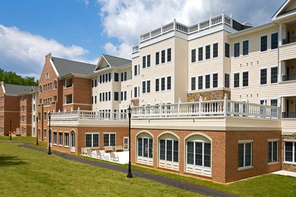 CBG builds The Woodlands, a 110-Unit Luxury Senior Living Campus in Fairfax, VA - Image #3