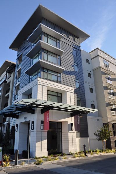 CBG builds Radius Apartments, a 264-Unit Luxury Apartment Community in Redwood City, CA - Image #1
