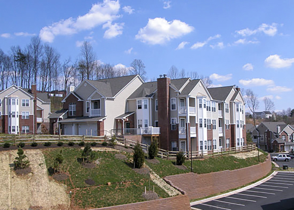CBG builds Carriage Hill Phase I, a 164 Class A Big House Apartments in Charlottesville, VA - Image #1