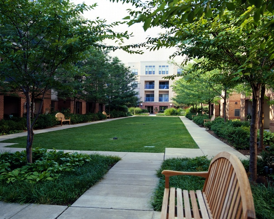 CBG builds Strathmore Court at White Flint, a 202 Apartments with Below Grade Garage in Rockville, MD - Image #3