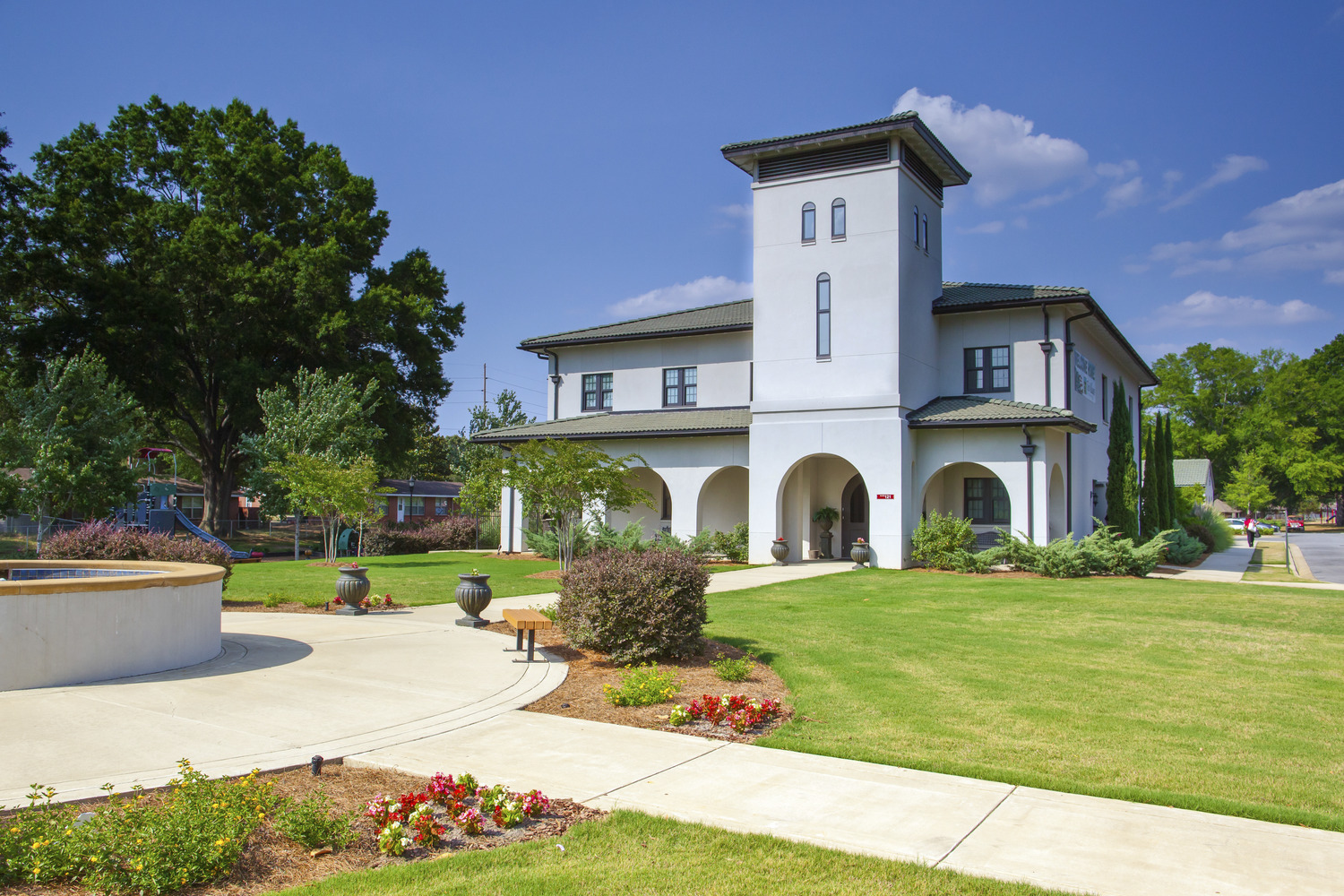 CBG builds Fort Benning Family Housing, a 3,667 Units of Housing for the Army in Fort Benning, GA - Image #5