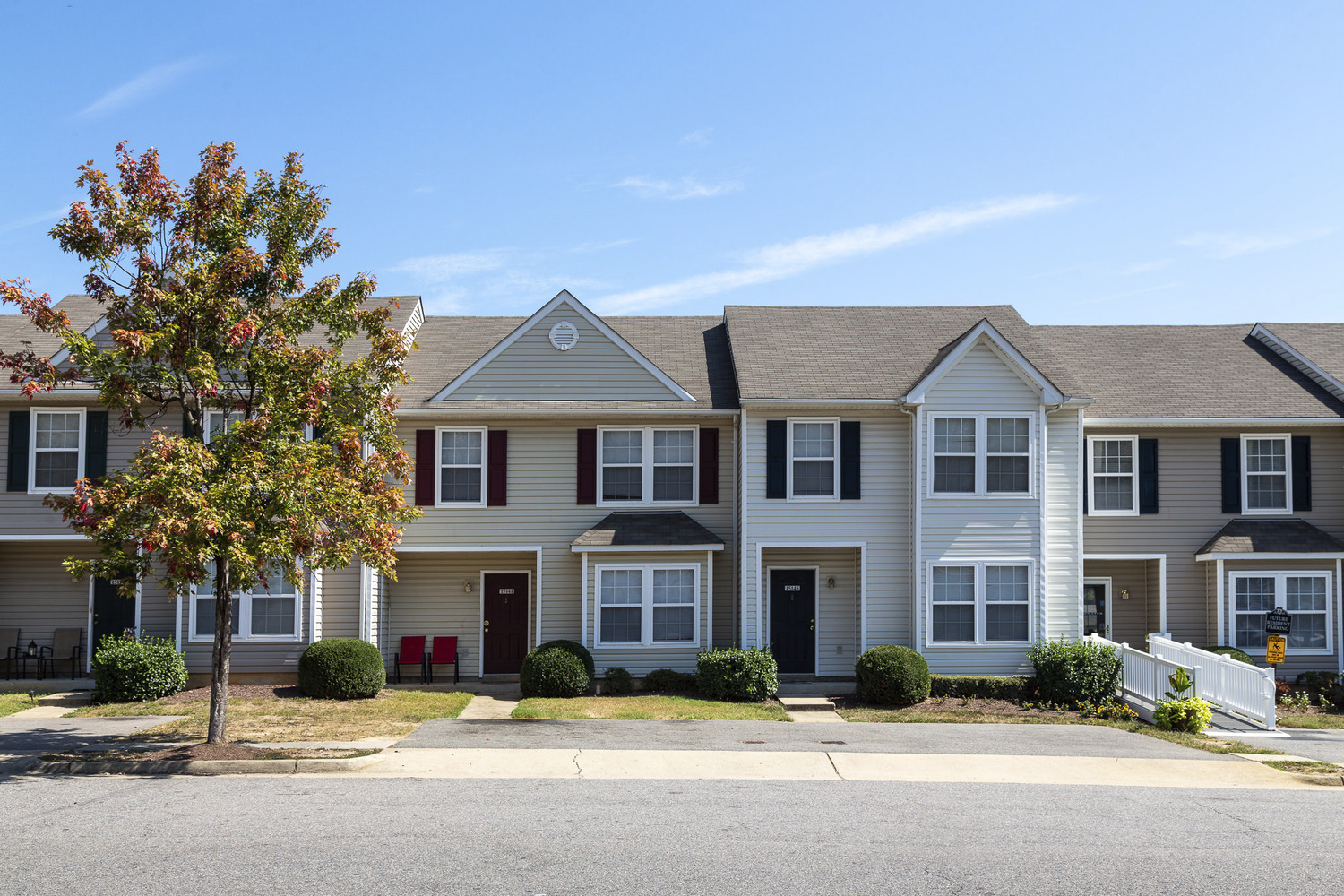 CBG builds Broadwater Townhomes, a 150 Townhome Apartments in Chester, VA - Image #1