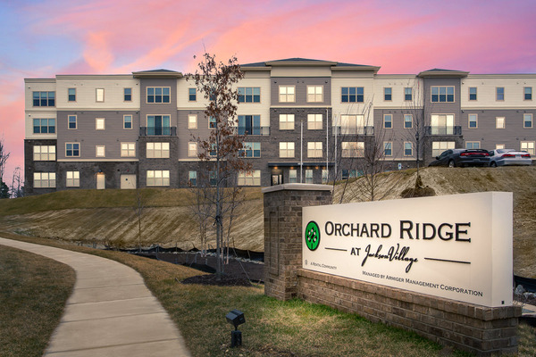 CBG builds Orchard Ridge at Jackson Village Phase I, a 169 Garden-Style Apartments Across Four Buildings with Amenities in Fredericksburg, VA - Image #1