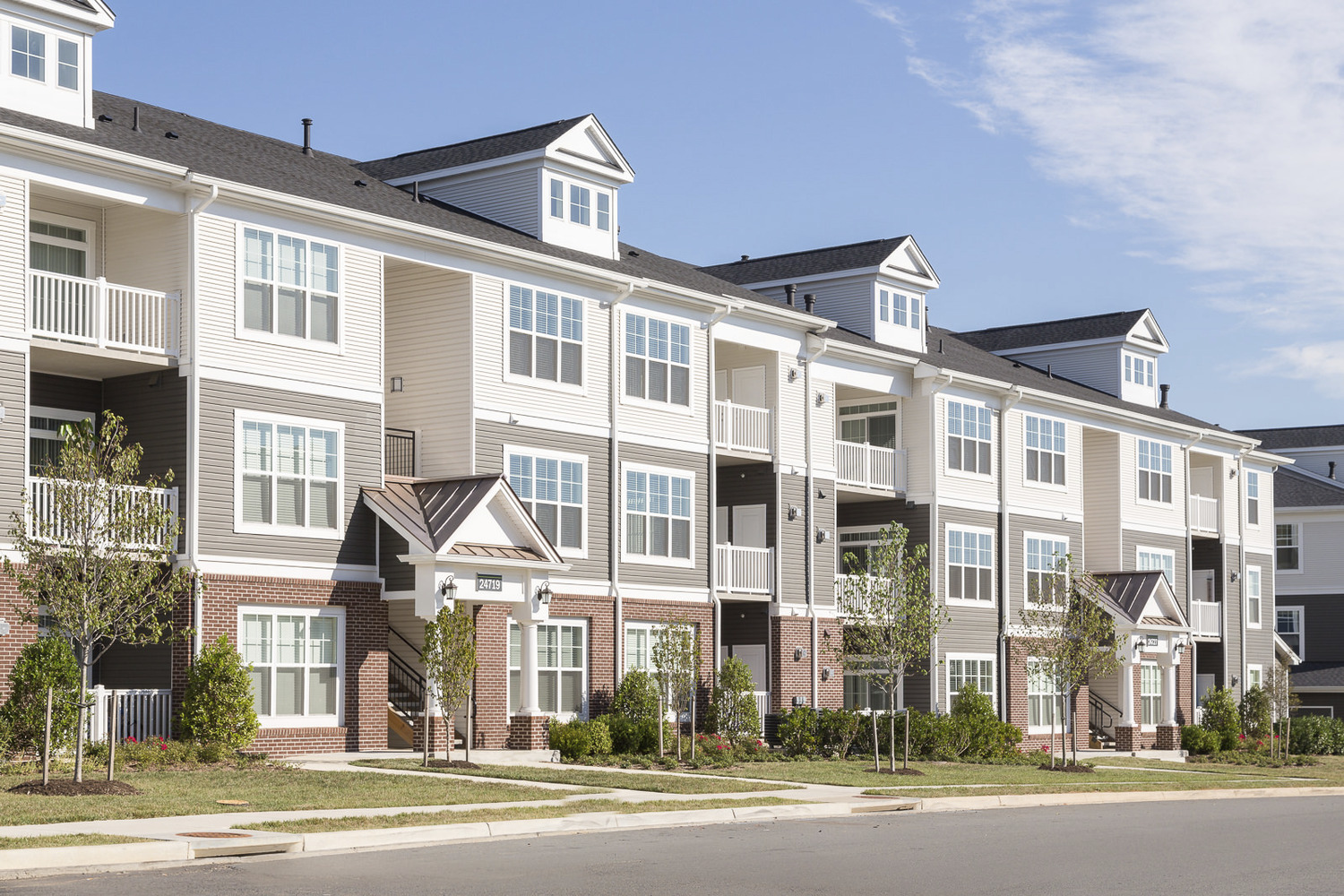 CBG builds The Elms at Arcola, a 248-Unit Garden-Style Multifamily Community in Sterling, VA