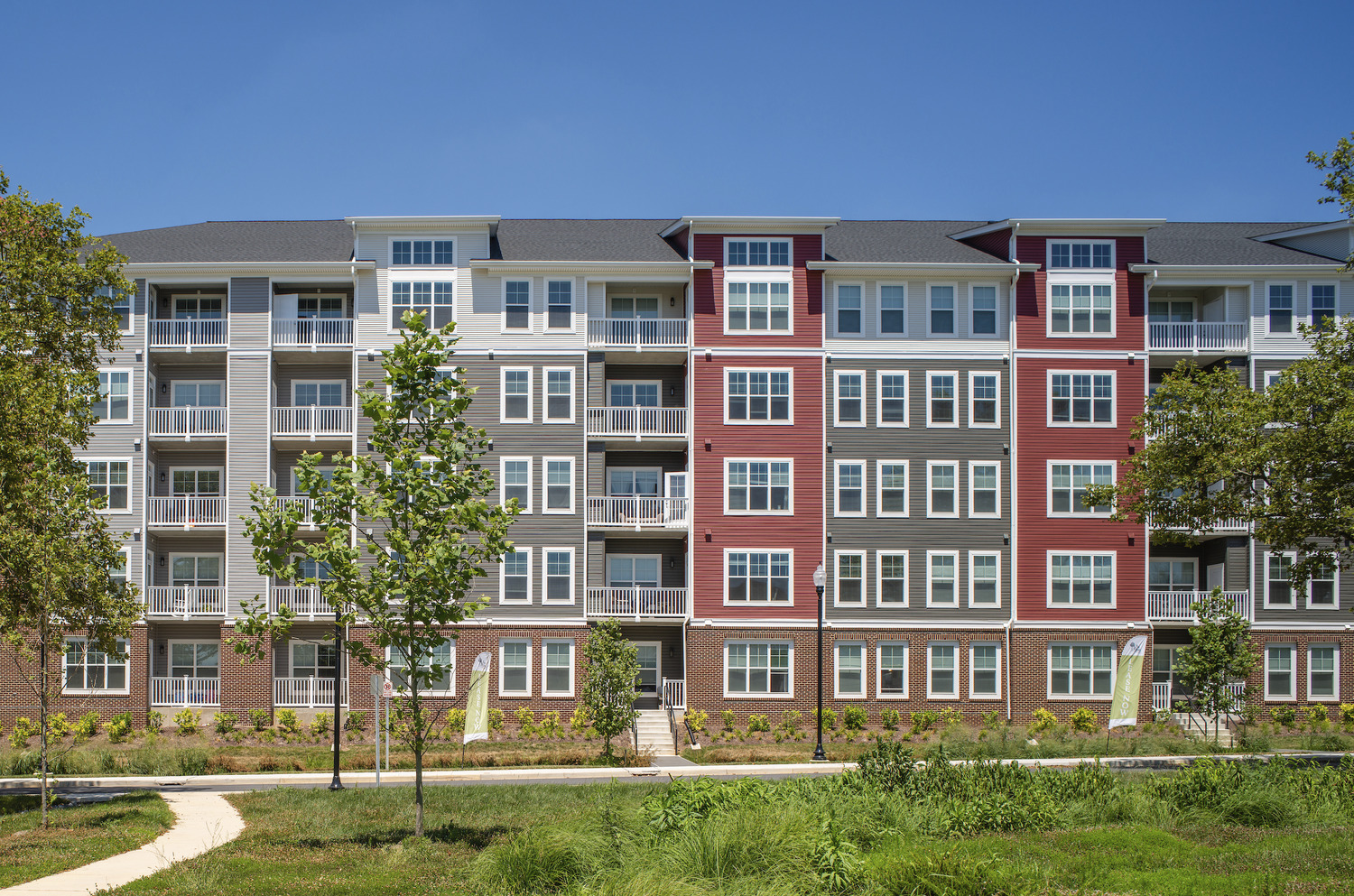 CBG builds The Elms at Century, a 300-Unit Market-Rate Apartment Community with Amenities in Germantown, MD - Image #4