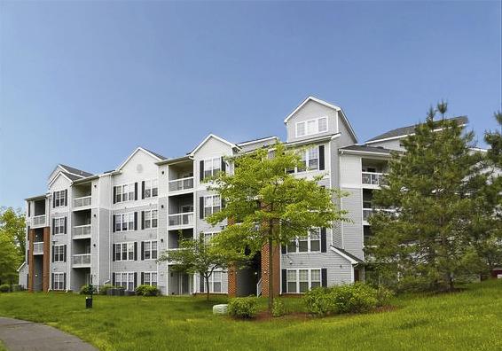 CBG builds Ashford Meadows, a 440 Class A Apartments in Herndon, VA