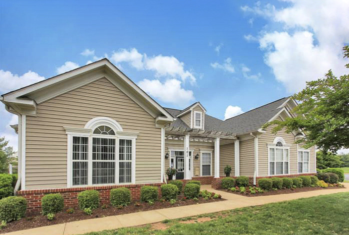 CBG builds Riverside Manor Townhomes, a 188 Rental Townhomes in Fredericksburg, VA - Image #2