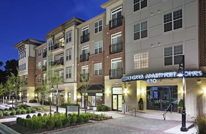CBG builds Hidden Creek Apartment Homes, a 300-Unit Apartment Community Surrounding Precast Garage in Gaithersburg, MD - Image #6