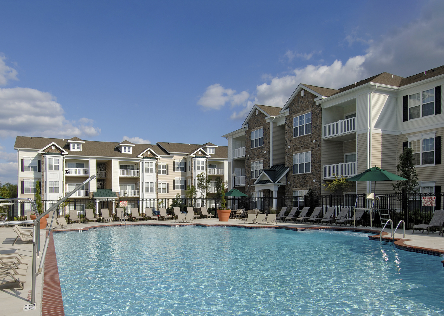 CBG builds The Elms at Montjoy, a 286 Market-Rate Apartments in Ellicott City, MD